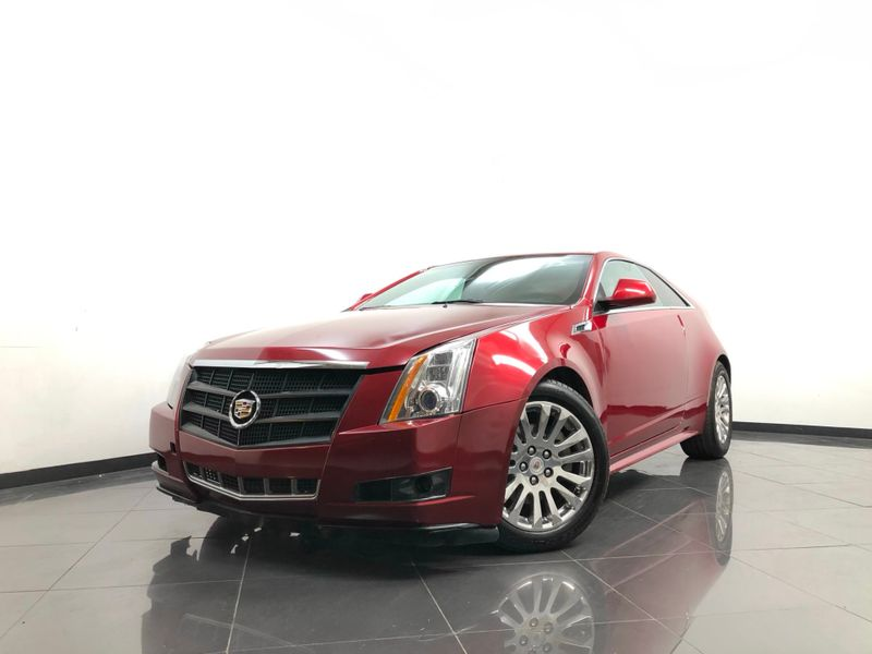 2013 Cadillac CTS Coupe *Easy Payment Options* | The Auto Cave