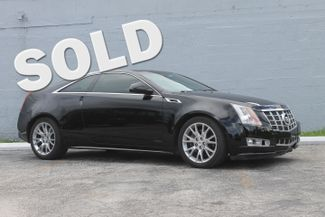 2013 Cadillac CTS Coupe Performance Hollywood, Florida