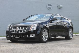 2013 Cadillac CTS Coupe Performance Hollywood, Florida 25