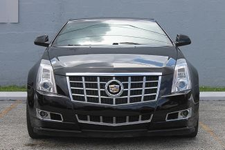2013 Cadillac CTS Coupe Performance Hollywood, Florida 12