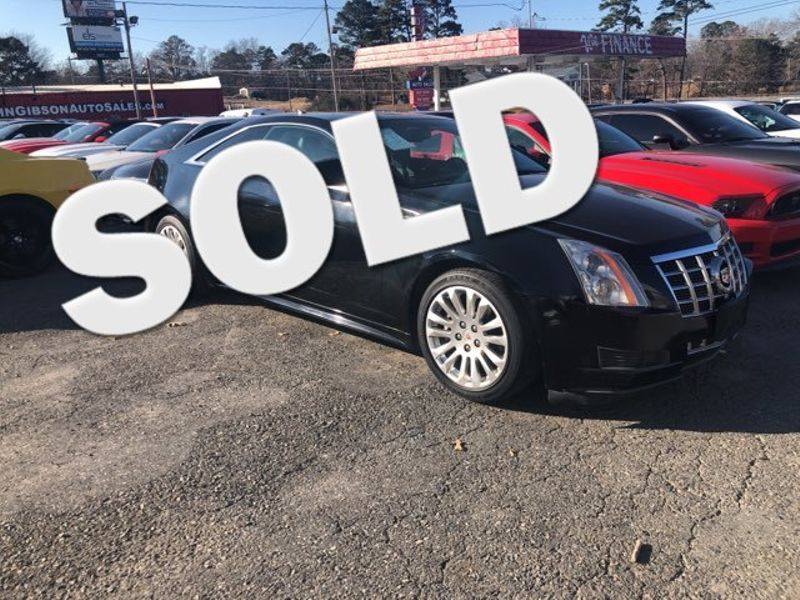 2013 Cadillac CTS Coupe  - John Gibson Auto Sales Hot Springs in Hot Springs Arkansas