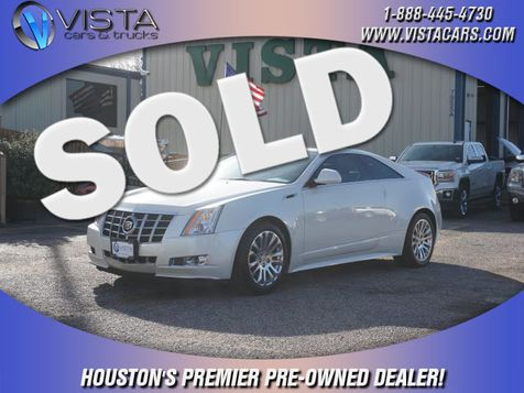 2013 Cadillac CTS Coupe Premium in Houston, Texas