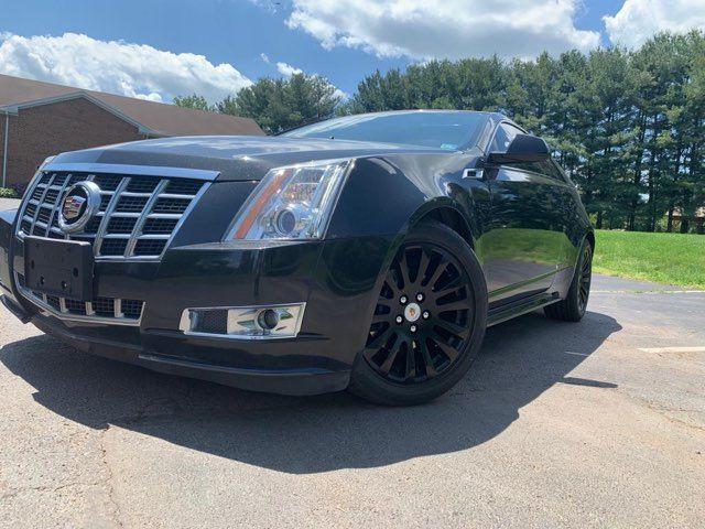 2013 Cadillac CTS Coupe Premium