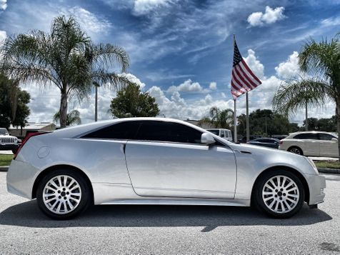 2013 Cadillac CTS Coupe PERFORMANCE CARFAX CERT in Plant City, Florida