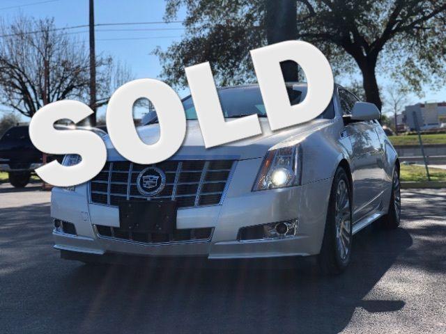 2013 Cadillac CTS Coupe Premium in San Antonio, TX 78233