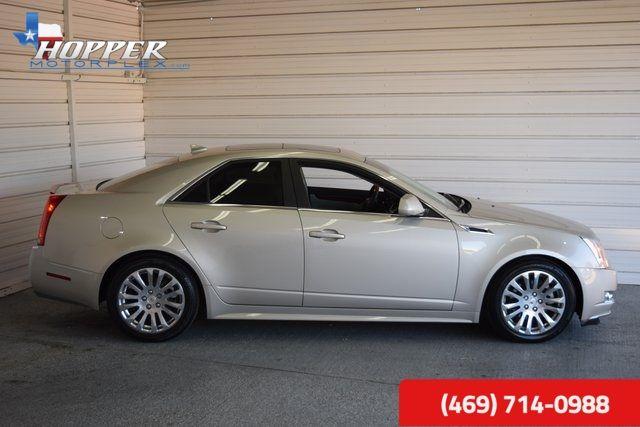 2013 Cadillac CTS Premium in McKinney, Texas 75070