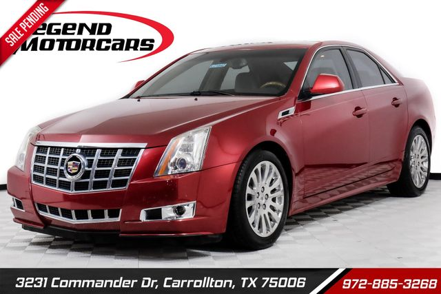 2013 Cadillac CTS Sedan Premium in Carrollton, TX 75006