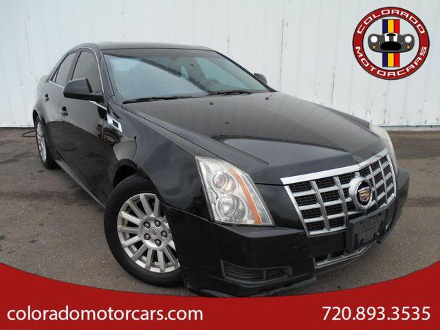 2013 Cadillac CTS Sedan Luxury