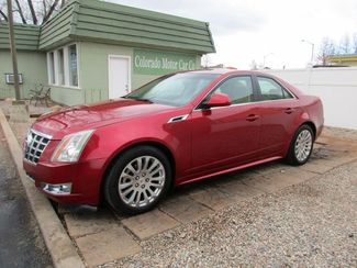 2013 Cadillac CTS Sedan Premium in Fort Collins, CO 80524
