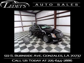 2013 Cadillac CTS Sedan Performance - Ledet's Auto Sales Gonzales_state_zip in Gonzales