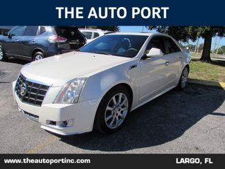 2013 Cadillac CTS Sedan Luxury W/NAVI in Largo, Florida 33773