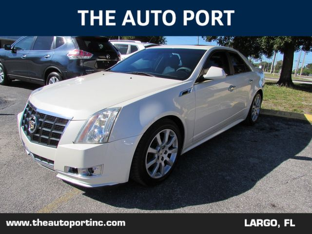 2013 Cadillac CTS Sedan Luxury W/NAVI