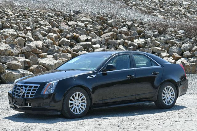 2013 Cadillac CTS Sedan Luxury Naugatuck, Connecticut 2