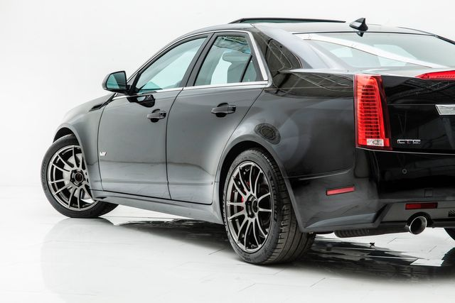2013 Cadillac CTS-V Sedan With Many Upgrades in Carrollton, TX 75006
