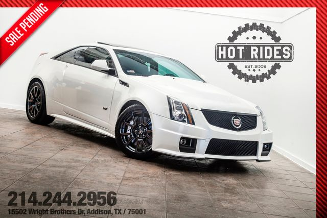 2013 Cadillac CTS-V Coupe Fully Built 865-RWHP Must See