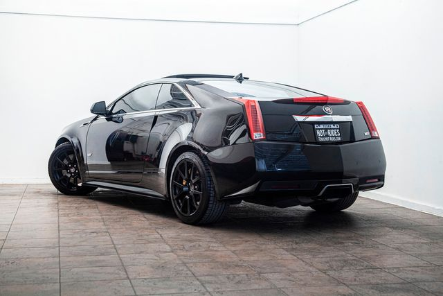 2013 Cadillac CTS-V Coupe 6-Speed Manual Cammed w/ Upgrades in Addison, TX 75001