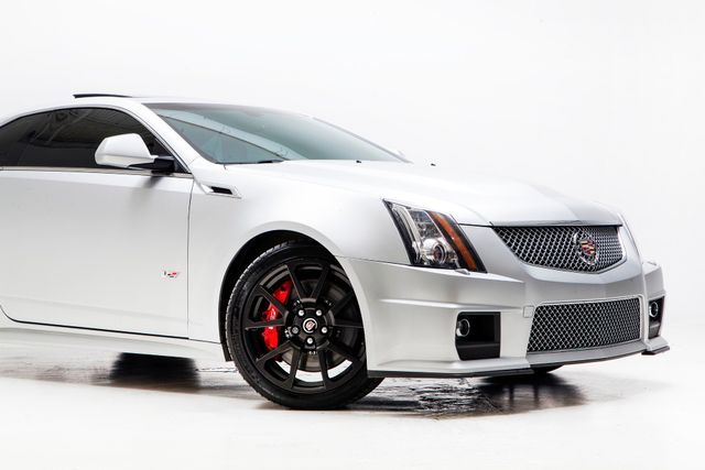2013 Cadillac CTS-V Coupe In Silver Frost Matte 1 OF 100 made in TX, 75006