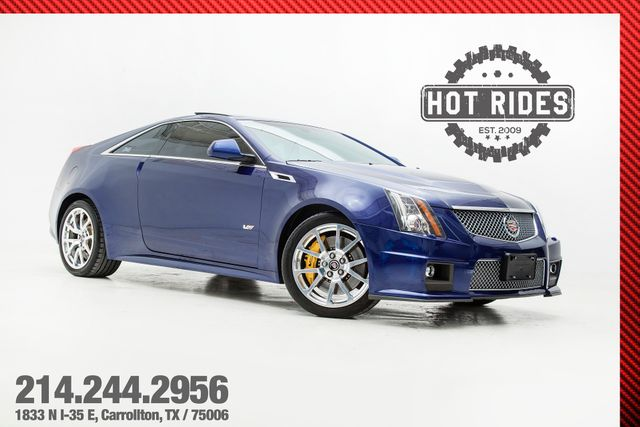 2013 Cadillac CTS-V Coupe 800+hp Heads/Cam
