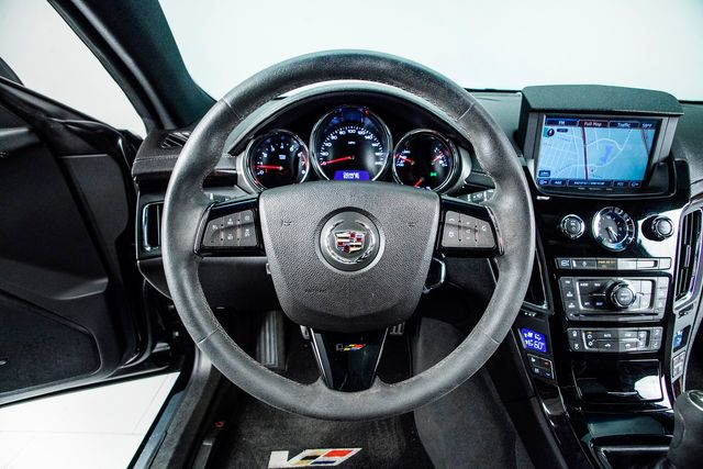2013 Cadillac CTS-V Coupe 6-Speed Manual 665hp in Carrollton, TX 75006