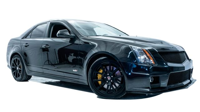 2013 Cadillac CTS-V with Upgrades in Dallas, TX 75229