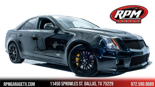 2013 Cadillac CTS-V with Upgrades