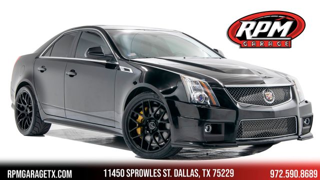 2013 Cadillac CTS-V 6speed Twin Turbo 1000hp with over 60k in Receipts