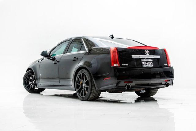 2013 Cadillac CTS-V Sedan 6-Speed Cammed With Upgrades in Carrollton, TX 75006