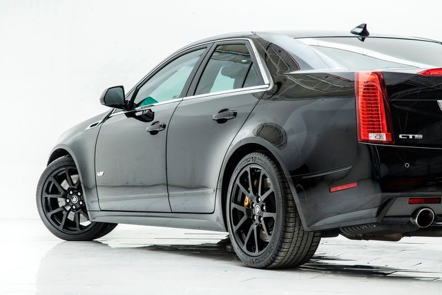 2013 Cadillac CTS-V Sedan 6-Speed Cammed With Upgrades in , TX 75006