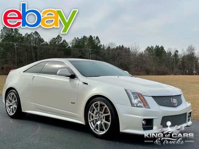 2013 Cadillac CTS-V SUPERCHARGED LOW MILES