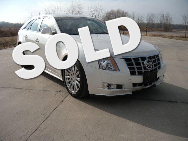 2013 Cadillac CTS Wagon Performance Chesterfield, Missouri
