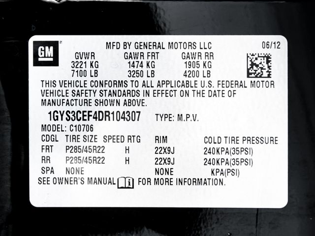 2013 Cadillac Escalade Premium Burbank, CA 38