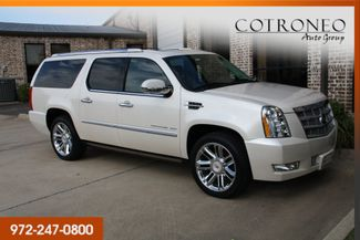 2013 Cadillac Escalade ESV Platinum Edition AWD in Addison TX, 75001