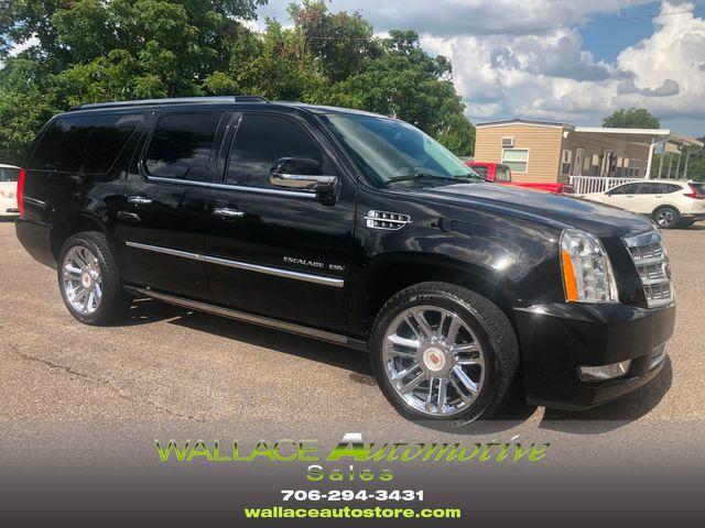 2013 Cadillac Escalade ESV Platinum Edition in Augusta, Georgia 30907