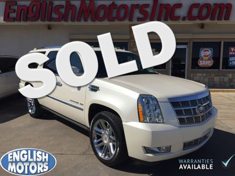 2013 Cadillac Escalade ESV Platinum Edition in Brownsville, TX