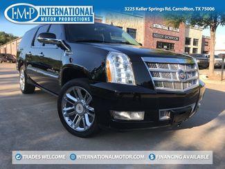 2013 Cadillac Escalade ESV Platinum Edition in Carrollton, TX 75006