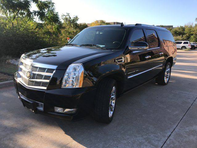 2013 Cadillac Escalade ESV Platinum Edition in Carrollton, TX 75006
