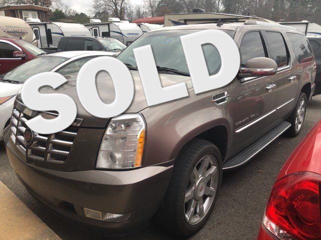 2013 Cadillac Escalade ESV Luxury - John Gibson Auto Sales Hot Springs in Hot Springs Arkansas