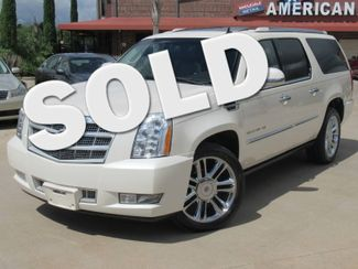 2013 Cadillac Escalade ESV Platinum Edition AWD | Houston, TX | American Auto Centers in Houston TX