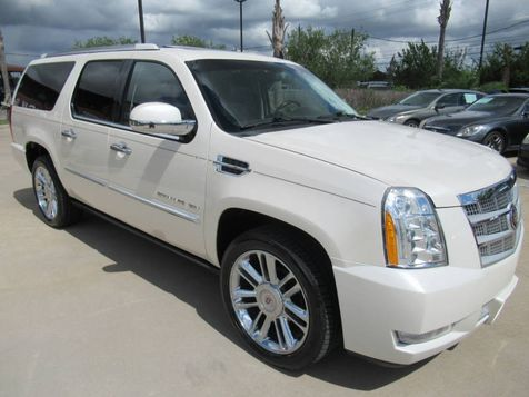 2013 Cadillac Escalade ESV Platinum Edition AWD | Houston, TX | American Auto Centers in Houston, TX