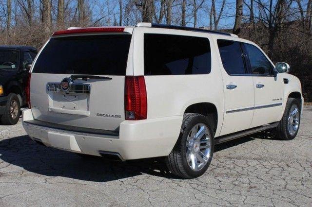 2013 Cadillac Escalade ESV Platinum Edition St. Louis, Missouri 4