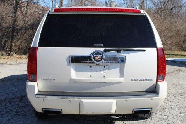2013 Cadillac Escalade ESV Platinum Edition St. Louis, Missouri 5