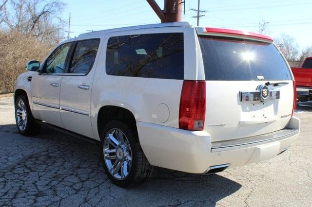 2013 Cadillac Escalade ESV Platinum Edition St. Louis, Missouri 6