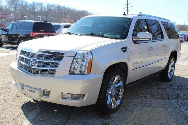 2013 Cadillac Escalade ESV Platinum Edition St. Louis, Missouri 2