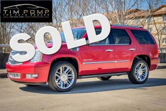 2013 Cadillac Escalade Platinum Edition | Memphis, Tennessee | Tim Pomp - The Auto Broker in  Tennessee