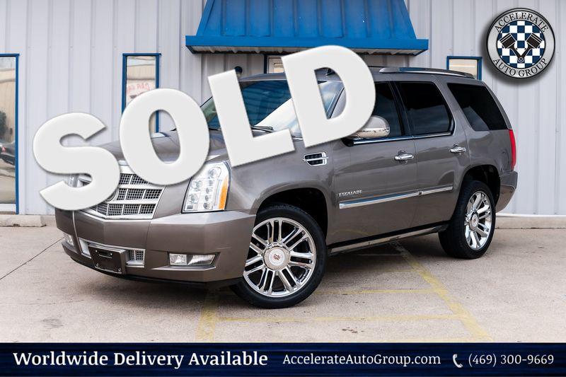 2013 Cadillac Escalade Platinum Edition in Rowlett Texas