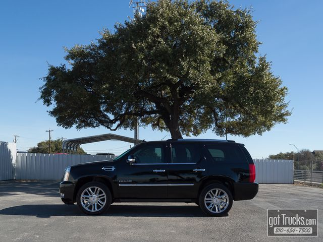 2013 Cadillac Escalade Platinum Edition 6.2L V8 4X4