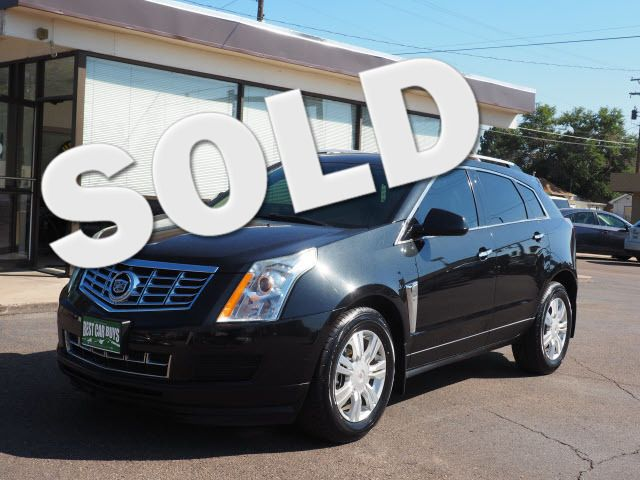 2013 Cadillac SRX Luxury Collection Englewood, CO
