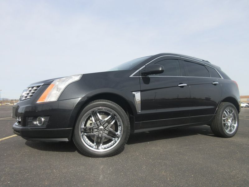 2013 Cadillac SRX Premium Collection  Fultons Used Cars Inc  in , Colorado