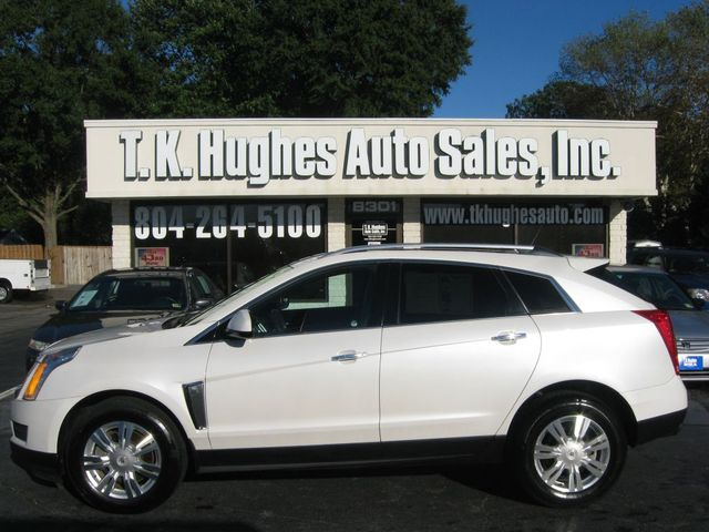 2013 Cadillac SRX Luxury Collection Richmond, Virginia 0