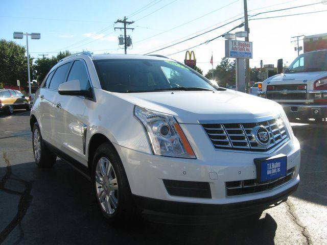2013 Cadillac SRX Luxury Collection Richmond, Virginia 3
